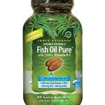 Irwin Naturals Essential Fatty Acids – Double-Potency Fish Oil Pure –