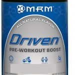 MRM Sports Drinks and Mixes – Driven Pre-Workout Boost (Mixed