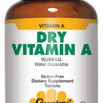 Country Life Immune Support – Dry Vitamin A 10000 IU – 100 Tablets