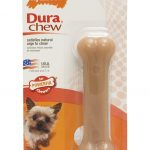 Nylabone Dogs – Dura Chew Bone (Petite Dogs, Up To 15 Lbs / 7 Kg),
