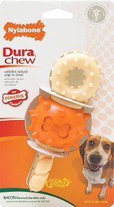 dura-chew-double-action-chew-revolving-ends-wolf-dogs-up-to-35-lbs-bacon-1-count-by-nylabone