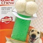 Nylabone Dogs – Dura Chew Double Action Chew (Souper Dogs, 50+ Lbs