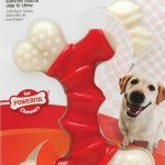 Nylabone Dogs – Dura Chew Double Bone (Souper Dogs, 50+ Lbs / 23+