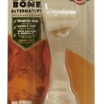 Nylabone Dogs – Dura Chew Mini Beef Bone Alternative (Regular Dogs,
