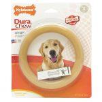 Nylabone Dogs – Dura Chew Ring (Giant Dogs, Up To 50 Lbs / 23 Kg ),