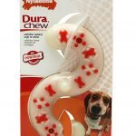 Nylabone Dogs – Dura Chew S Shape (Wolf Dogs, Up To 35 Lbs / 16 Kg),