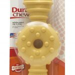 Nylabone Dogs – Dura Chew Textured Ring Bone (Souper Dogs, 50+ Lbs /