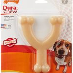 Nylabone Dogs – Dura Chew Textured Ring Bone (Wolf Dogs, Up To 35