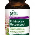 Gaia Herbs Herbals/Herbal Extracts – Echinacea Supreme – 60 Vegetarian