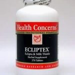 Health Concerns Herbals/Herbal Extracts – Ecliptex – 270 Tablets