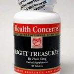 Health Concerns Herbals/Herbal Extracts – Eight Treasures – 90 Tablets