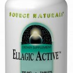 Source Naturals Cellular Support – Ellagic Active 300 mg – 60 Tablets