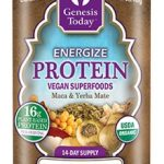 Genesis Today Protein – Energize Protein Canister – 14 oz (390 Grams)