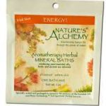 Nature's Alchemy Bath and Body – Energy Aromatherapy Mineral Baths – 1