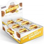 Betty Lou's Snacks – Nuts About Energy Balls Cashew Pecan – Box of