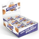 Betty Lou's Snacks – Nuts About Energy Balls Protein Plus Cashew –