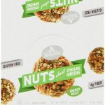 Betty Lou's Snacks – Nuts About Energy Balls Spirulina – Box of 12