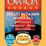Ola Loa Multivitamins – Energy Multi Vitamin Orange – 30 Packets