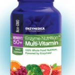 Enzymedica Women's Health – Enzyme Nutrition Women's 50+