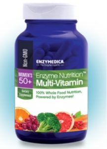 enzyme-nutrition-womens-50-multi-vitamin-60-capsules-by-enzymedica