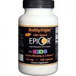 Healthy Origins Children's Formulas – EpiCor for Kids 125 mg – 150