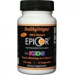 Healthy Origins Children's Formulas – EpiCor for Kids 125 mg – 6