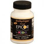 Healthy Origins Children's Formulas – Epicor for Kids 125 mg – 60