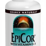 Source Naturals Immune Support – EpiCor with Vitamin D-3 – 30