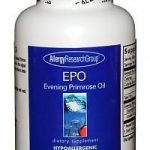 Allergy Research Group Essential Fatty Acids – EPO Evening Primrose