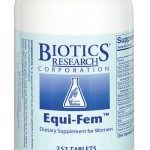 Biotics Research Women's Health – Equi-Fem – 252 Tablets