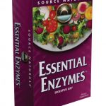 Source Naturals Gastrointestinal/Digestive – Essential Enzymes 500 mg