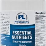 Progressive Labs General Health – Essential Nutrients – 180 Capsules