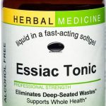 Herbs Etc General Health – Essiac Tonic – 120 Softgels