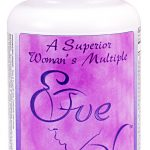 NOW Women's Health – EVE (Superior Women's Multiple Vitamin) – 120