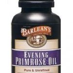 Barlean's Organic Oils Women's Health – Evening Primrose Oil 1300 mg –