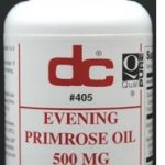Dee Cee Laboratories Women's Health – Evening Primrose Oil 500 mg – 90