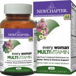 NewChapter Women's Health – Every Woman Multivitamin – 120 Tablets