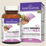 NewChapter Women's Health – Every Woman's One Daily Multivitamin 40+