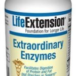 Life Extension Gastrointestinal/Digestive – Extraordinary Enzymes – 60