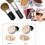 Mineral Hygienics Makeup – Fair Startup Kit – Fairest & Fair – 1 Kit