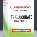 Windmill Minerals – Fe Gluconate (Iron Tablets) – 100 Tablets