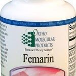 Ortho Molecular Products Women's Health – Femarin – 60 Capsules