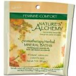 Nature's Alchemy Bath and Body – Feminine Comfort Aromatherapy Mineral