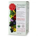 Get Real Nutrition Metabolic Support – Fermented SuperJuice Fit – 120
