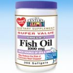 fish-oil-1000-mg-omega3-300-softgels-by-21st-century