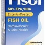 Nature's Way Cardiovascular Support – Fisol Fish Oil – 45 Softgels
