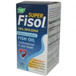 Nature's Way Cardiovascular Support – Fisol Fish Oil 500 mg – 180