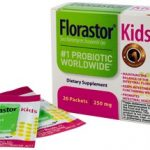 Florastor Children's Formulas – Florastor Kids 250 mg – 10 Packets