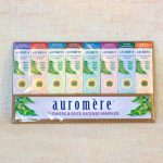 Auromere Fragrances – Flowers Spice Incense Sample Pack – 8 Count