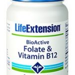 Life Extension Cardiovascular Support – BioActive Folate & Vitamin B12
